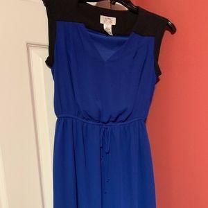 Blue Junior Dress